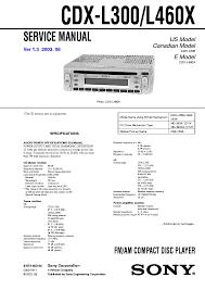 sony fm am compact disc player wiring diagram just another wiring sony cdx l300 wiring diagram data wiring diagram schema rh 42 danielmeidl de