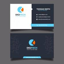 Digital Business Card Digital Business Card Tempalte Template For Free Download On Pngtree