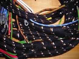 mga wiring harness for mga image wiring diagram main dash body bb on mga wiring harness for