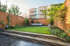Small Picture Garden Design New York City