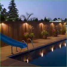 lighting solar lights for vinyl fence posts solar lights for chain link fence posts outdoor
