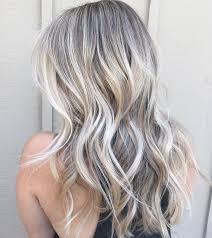 Hair Color Ideas 2018 Blonde Babylights