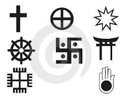 Obrázek8678689 Pět Různých Indiánské A Africké Symbol Autor