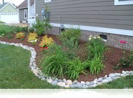 simple landscaping ideas. Front Yard Landscape Ideas With Succulent | The Garden Inspirations Simple Landscaping A