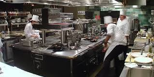 Do you know what a restaurant kitchen consists of POS Sector
