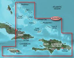Garmin Bluechart G3 Vision Southern Bahamas Chart Vus029r