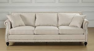camden linen sofa by tov furniture buy online at best price  sohomod