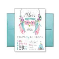 Dream Catcher Baby Shower Invitations Best Of Baby Shower Invitation No Gender Baby Shower Invitation 81