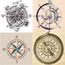 тату компас 100 фото идей значение эскизы для мужчин и девушек