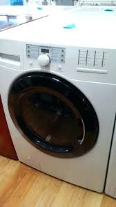 kenmore front load washer. Kenmore Front Loading Washer Load Only Appliances In Ca . C