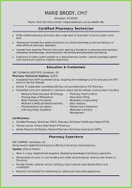 Best Resume Samples 2015 Retail Pharmacy Technician Resume Best Resume Format For