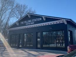 The fs is a great place and yes i'm friends with the owner and employees, but not in the beginning as i just came off the street and wanted a cup of jo. The Filling Station Coffee Haus Berne Restaurant Reviews Photos Phone Number Tripadvisor