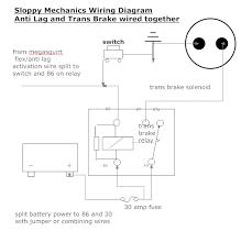 trans brake wiring solidfonts transbrake and nos controller wiring dragstuff