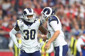 St Louis Rams Qb Depth Chart Los Angeles Rams Release Unofficial Depth Chart Ahead Of