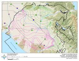Groundwater Location Maps Ocwd