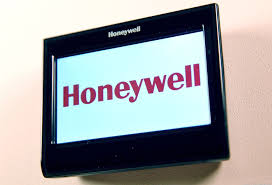 honeywell wi fi smart thermostat with control