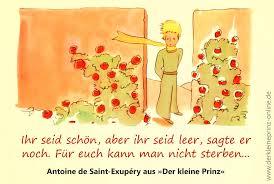 Zitate Sprüche Antoine De Saint Exupérys Der Kleine Prinz