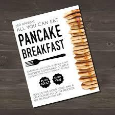 Fundraiser Poster Ideas Fundraiser Poster Design Pancake Fundraiser By Bajdesigns Walk