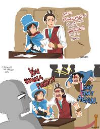 Pin By Lyndsey D On Video Games I Love Phoenix Wright Apollo