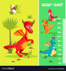 Baby Height Wall Chart Height Chart Wall Meter Baby Dinosaurs