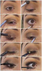 brown eyes you beginners makeup and skin ideas with step by tutorial eye