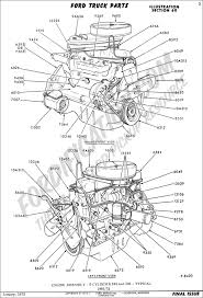 ford truck engine diagram ford wiring diagrams online