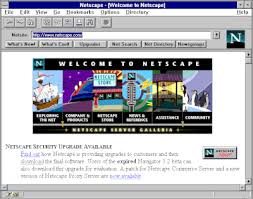 It's a successor of netscape communicator. Netscape Web Browser Wikiwand