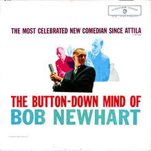 Comedy Album Charts The Button Down Mind Of Bob Newhart Wikipedia