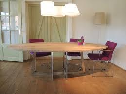 Milano Unieke Ovale Tafel