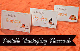 printable thanksgiving greeting cards printable thanksgiving placecards creative market blog