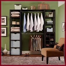 costco closet organizer system