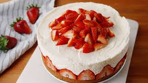 Best Strawberry Shortcake Cheesecake How To Make Strawberry