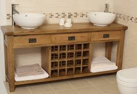 free standing bathroom cabinets with sink. bathroom free standing vanity units made of oak cabinets with sink 0