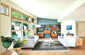mid century modern round rugs mid century modern area rugs incredible mid century modern credenza living