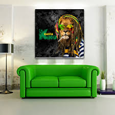 Tableau de décoration Bob Marley.