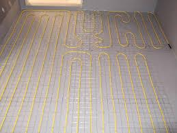 Screeding Bathroom Floor Eden Comfort Conditioning Radiant Heating Systems Adelaide