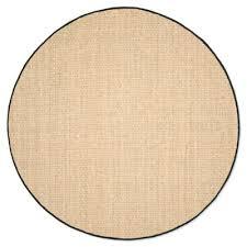 8 ft circle rug area