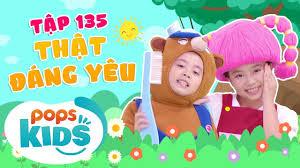 New] Mầm Chồi Lá Tập 135 - Thật Đáng Yêu | Nhạc Thiếu Nhi Remix |  Vietnamese Kids Song - YouTube