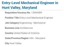 entry level mechanical engineering jobs mechanical engineering entry level