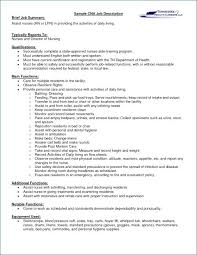 Cna Job Description For Resume Fresh 20 Objective A Resume Examples ...