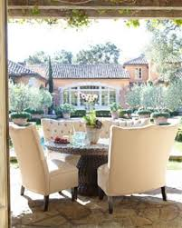 outdoor upholstered furniture. outdoor upholstered banquette neiman marcus horchow sunbrella arcylic fabric furniture i