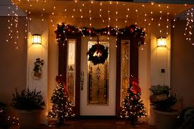country ideas for outdoor christmas d cor