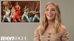Maddie Ziegler Tries Iconic Music Video ...