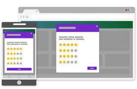 Free Templates For Customer Experience Surveys Mopinion