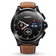<b>KOSPET Prime</b> Black Smart Watch Phone Sale, Price & Reviews ...