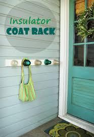 For Living Coat Rack Insulator Coat Rack Creatively Living Blog 100