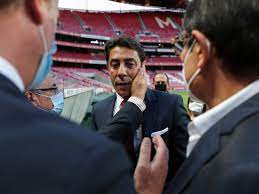 Benfica president's arrest leaves Rui Costa to pick up the pieces | Benfica