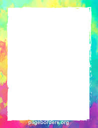 Small Picture Colorful Border Clip Art Page Border and Vector Graphics