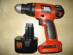 black and decker 12v drill. black \u0026 decker cd12ca 12v drill driver and battery. 12v c