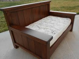 gallery of fancy diy outdoor daybed plans 56 for with diy outdoor daybed plans